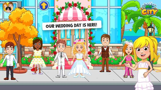 Screenshots - My City : Wedding Party