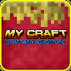My Craft: CraftsMan Build Building Games
