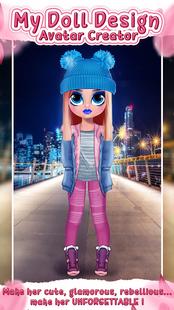 Screenshots - My Doll Design – Avatar Creator