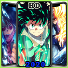 My hero academia wallpaper - Boku no hero anime