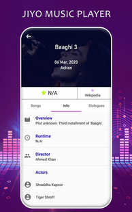 Screenshots - My Music - Free for Jio Music Player With Lyrics