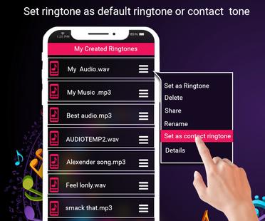 Screenshots - My Name Ringtone Maker-Contact Name Ringtone 🔔