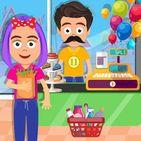 My Shopping Mall Life: Pretend Fun Town Games