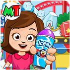 My Town : Fun Amusement Park Game for Kids Free