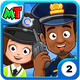 My Town : Police Station Pretend games for Kids