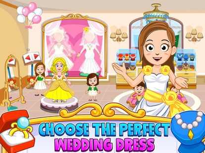 Screenshots - My Town : Wedding