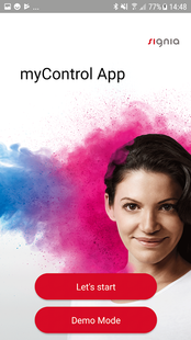 Screenshots - myControl App