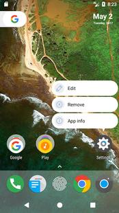 Screenshots - N+ Launcher Pro - Nougat 7.0 / Oreo 8.0 / Pie 9.0