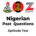 Naija Aptitude Test Past Questions & Answers - Job