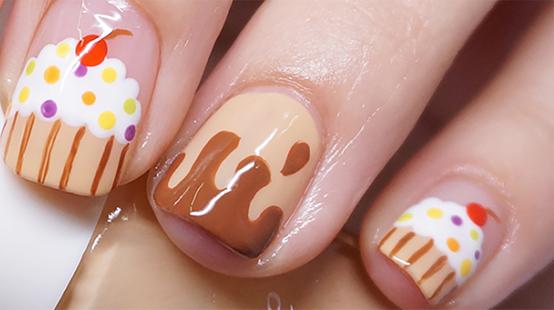 Screenshots - Nail manicure lessons