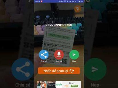 Video Image - Nạp thẻ cào