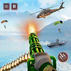 Navy Gunner Shooter : War FPS Shooting Game