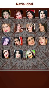 Screenshots - Nazia Iqbal Songs And Tapay Collection