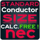 NEC Conductor Size Calc FREE