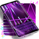 Neon Purple Keyboard 💜