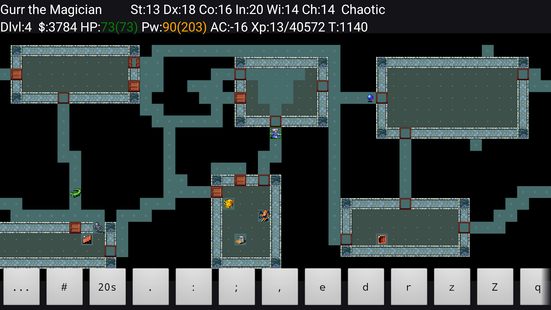 Screenshots - NetHack
