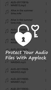Screenshots - New App Lock