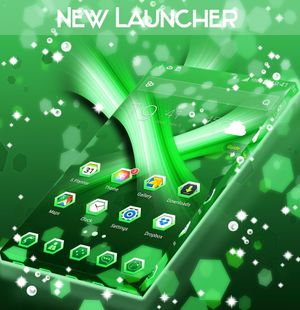 Screenshots - New Launcher