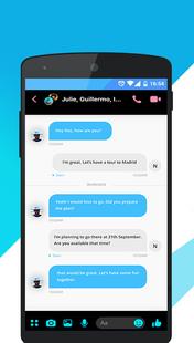 Screenshots - New Messenger Lite Tips