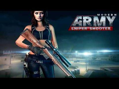 Video Image - New Modern Sniper 2019 - Best Shooting Games