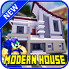New Smart Mansion 3 - Modern House Mod For MCPE