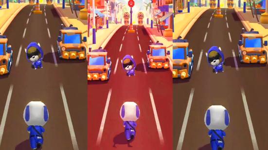 Screenshots - New Talking Tom Hero Dash  Guide