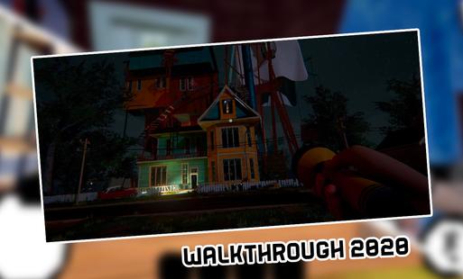 Screenshots - New Walkthrough For Hi Neighbor Alpha 4