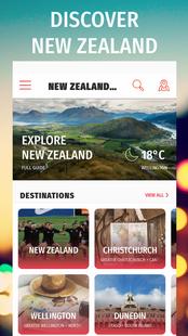 Screenshots - ✈ New Zealand Travel Guide Offline