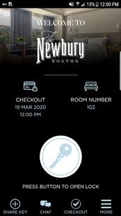 Screenshots - Newbury Hotel