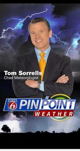Screenshots - News 6 Pinpoint Weather