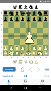 Screenshots - Next Chess Move