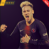 Neymar Jr No.10 Keyboard Theme 2020