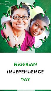 Screenshots - Nigeria Independence Day Frame