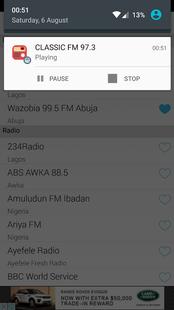 Screenshots - Nigeria Radio Online