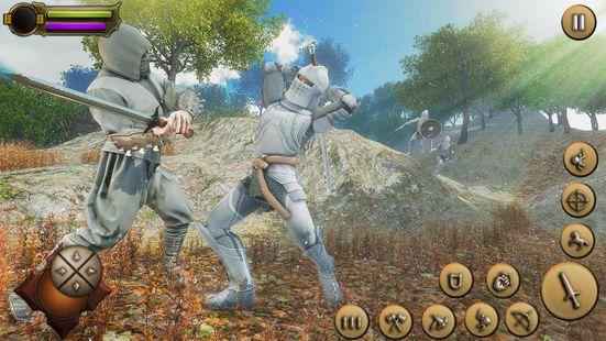 Screenshots - Ninja assassin's Fighter: Samurai Creed Hero 2020