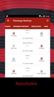 Screenshots - Notícias do Flamengo pra Torcida Rubro-Negra