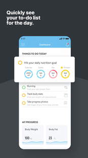 Screenshots - Nxtgen Health Coach