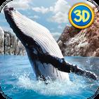 Ocean Whale Simulator Quest