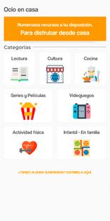 Screenshots - Ocio en Casa