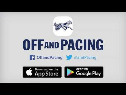 Video Image - Off And Pacing: Horse Racing