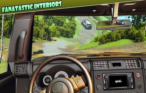 Screenshots - OffRoad 4x4 jeep racing game 3D