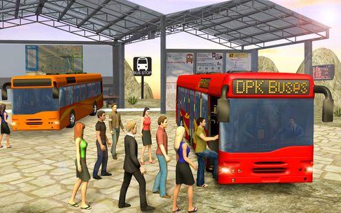 Screenshots - Offroad Bus Simulator 2019 Coach Bus Driving Games