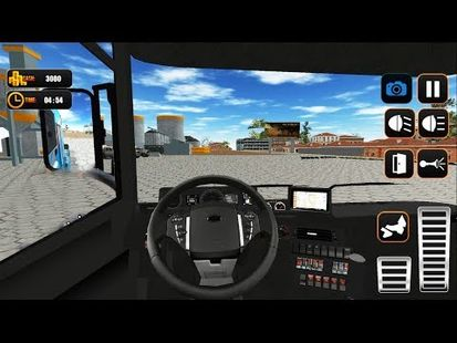 Video Image - Offroad Oil Tanker Truck Driver: Truck Games 2019