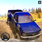 Offroad PickUp Truck: UpHill Cargo Simulator