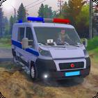 Offroad Police Van 2020 - Police Jeep 2020