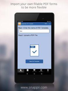 Screenshots - Oil & Gas Rig Inspection App