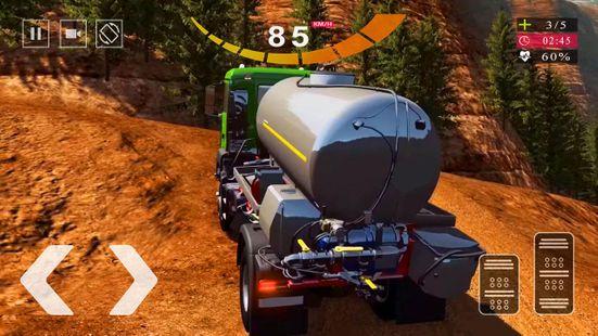 Screenshots - Oil Tanker Truck Games 2020 - US Truck Driver 2020