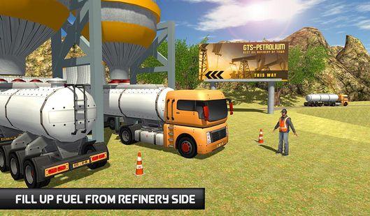 Screenshots - Oil Tanker Truck Pro Driver 2018: Transport Fuel
