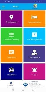 Screenshots - OJO Event Lite