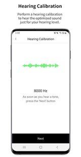 Screenshots - Olive Smart Ear